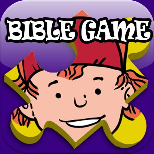Bible Puzzle Games LOGO-APP點子