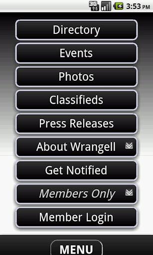 玩免費旅遊APP|下載Wrangell Chamber app不用錢|硬是要APP