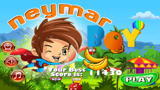Neymar Boy