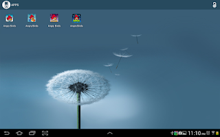 Screenshot of Save Me control your apps free