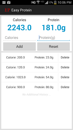 Easy Protein