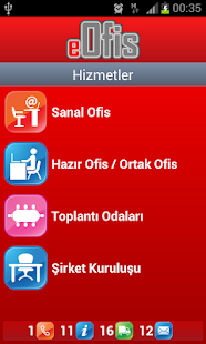eOfis Mobil- screenshot thumbnail