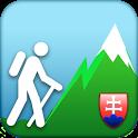 Hiking Map Slovakia icon