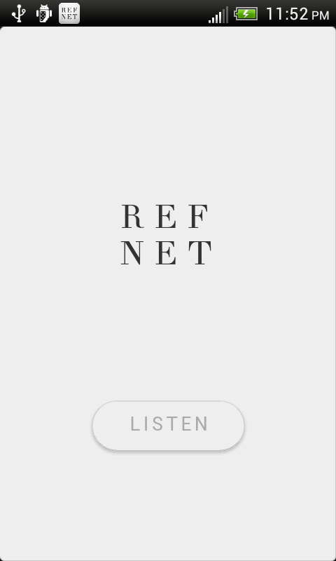 RefNet Christian Radio - screenshot