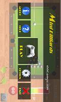 Screenshot of Crazy Billiards