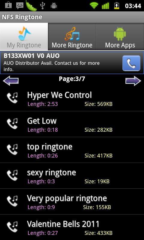 Best Old Phone Ringtone - screenshot