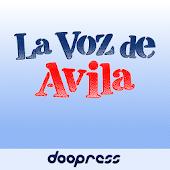 La Voz de Avila - Doopress