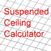 Suspended Ceiling Calc Lite