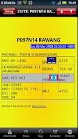 Screenshot of Undi PRU13 Malaysian Election