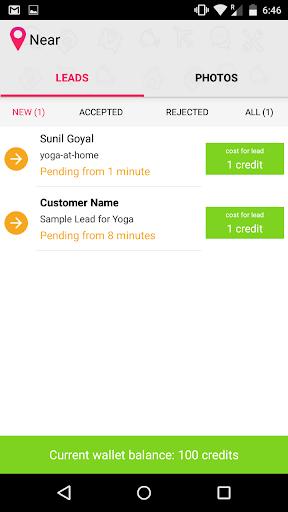 Merchant Business App