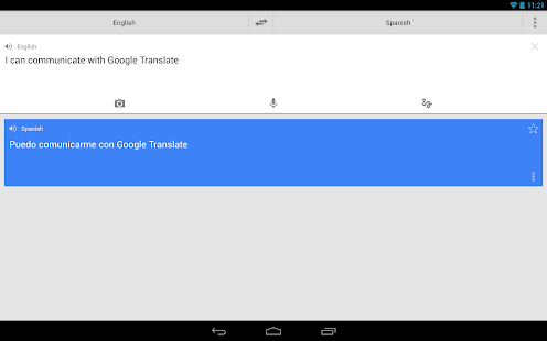 Google Tradutor - screenshot thumbnail