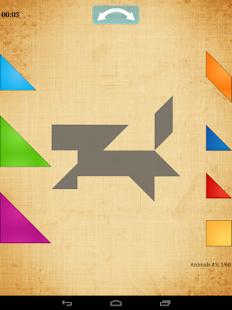 無料解谜Appの七巧板拼圖高清|記事Game