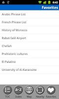 Screenshot of Morocco - Travel Guide
