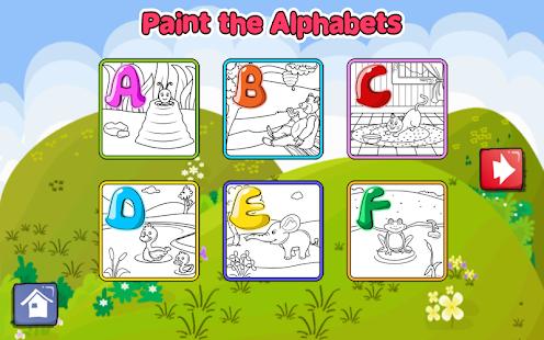 Kids Coloring Book Free Screenshot Thumbnail