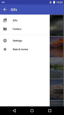 Gifs (Image Viewer) - screenshot