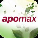 apomax logo