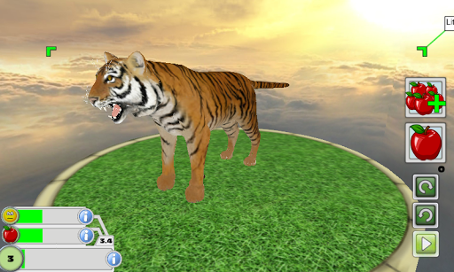 Virtual Pet 3D - Tiger