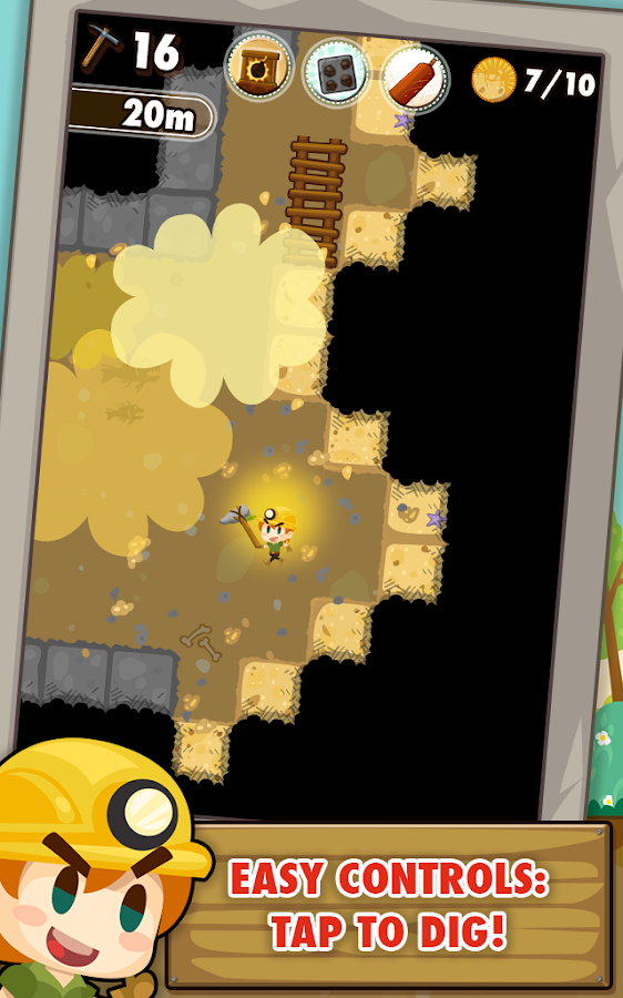 Pocket Mine- screenshot