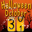 Halloween Countdown LWP icon