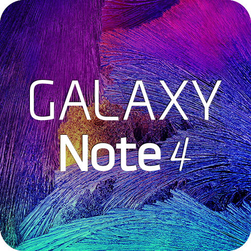 GALAXY Note 4 體驗 LOGO-APP點子