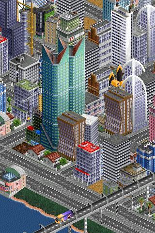 OpenTTD - screenshot