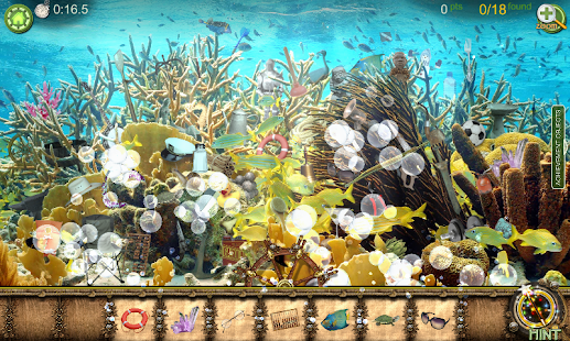 Hidden Objects Quest 17- screenshot thumbnail