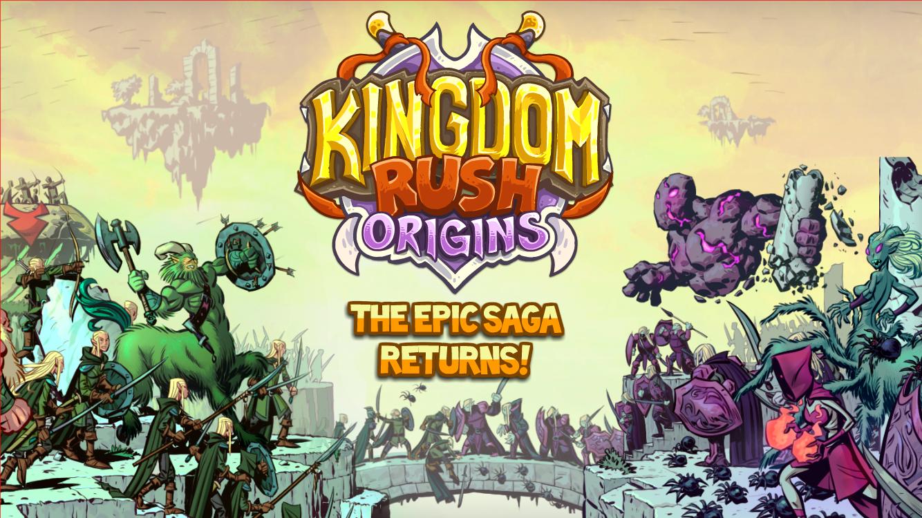 Kingdom Rush Origins screenshot #11