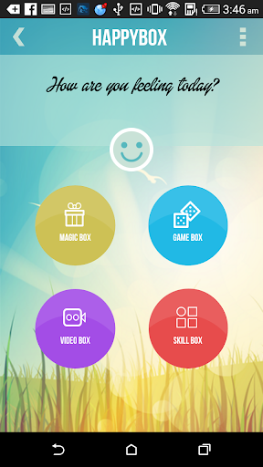 HappyBox - The Stress Buster