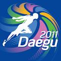 IAAF WCH Daegu 2011 logo