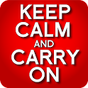 Keep Calm and Carry On logo