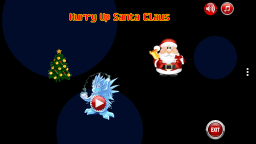 Hurry Up Santa Claus