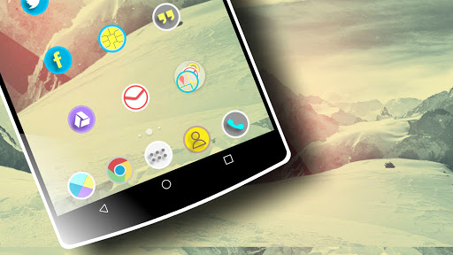 Material Design Theme Lollipop