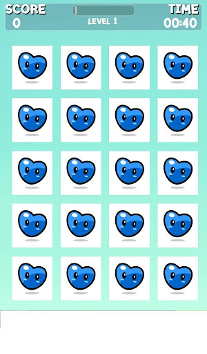 Happy Cartoon Memory Game