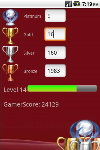 Trophy 2 Gamerscore - screenshot
