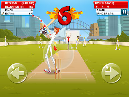 Stick Cricket 2 Screenshot 6