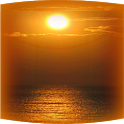 Magical Ocean Sunset icon