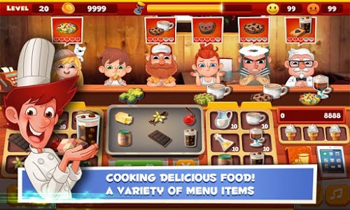 Papa's Cookies Shop v1.2 (Unlimited Money)