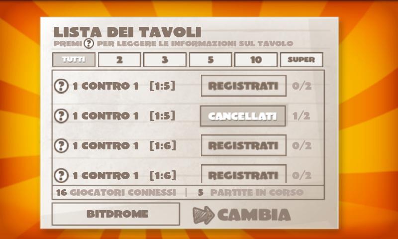 Nomi Cose Città 2 :: ONLINE - screenshot