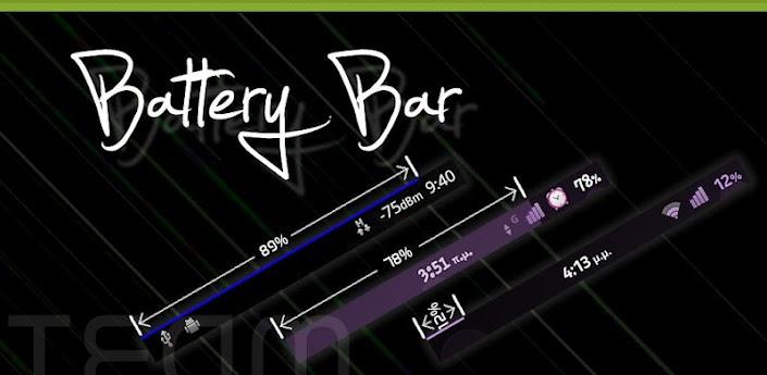 TEAM BatteryBar Pro apk