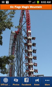 Six Flags Magic Mountain screenshot 0