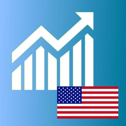 美國股市 財經 App LOGO-硬是要APP