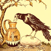 Thirsty Crow Story-Read Listen