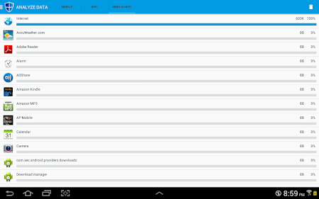 NoRoot Data Firewall 3.9 screenshot 42922