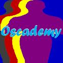 Oscademy A unique slide puzzle icon