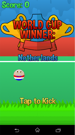 Flappy Cup Winner Netherlands