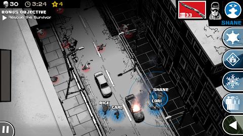 The Walking Dead: Assault Screenshot 2