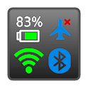 Mini Status Widget logo