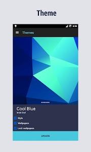 Cool Blue - CM12 Theme v1.0