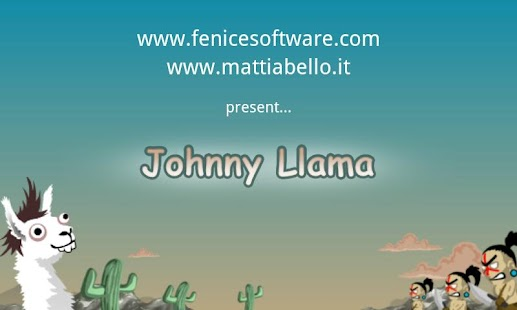 Johnny Llama- screenshot thumbnail