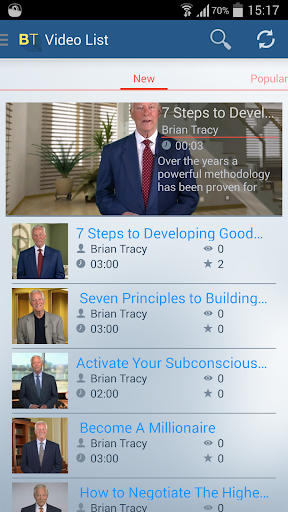 Leaders TV: Brian Tracy